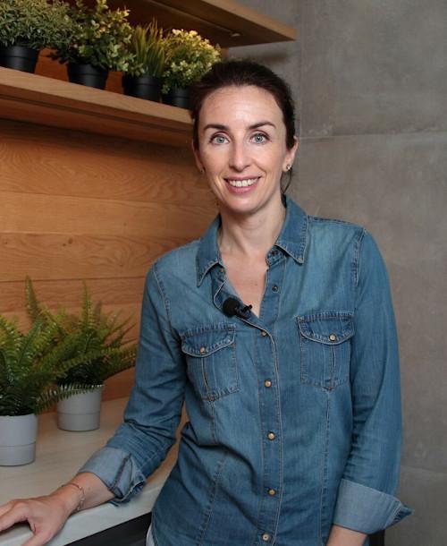 Lola Hernández directora de Vegetalmente.