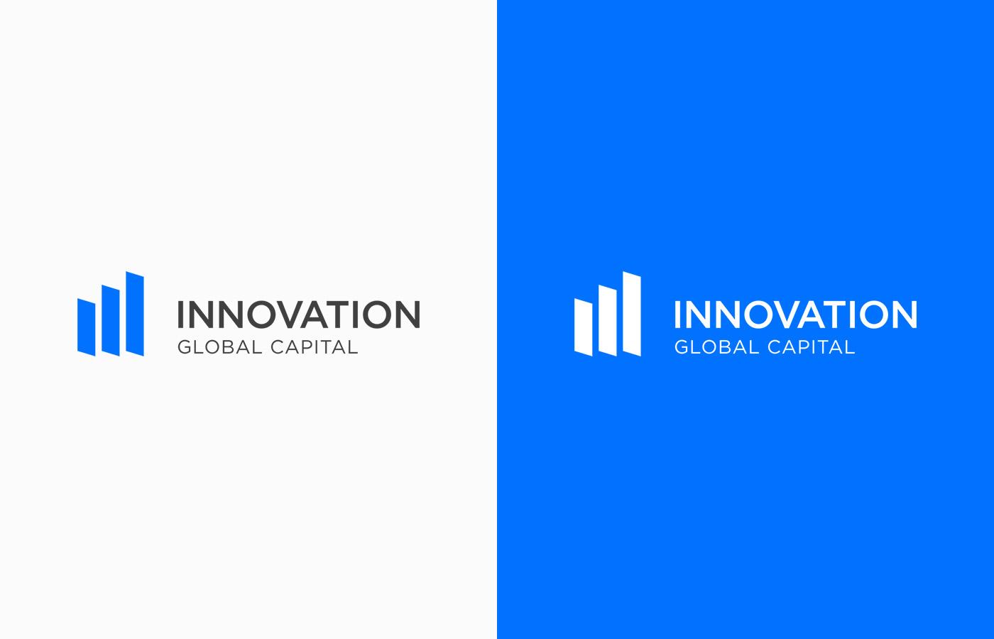 Innovation Global positive and negative logo
