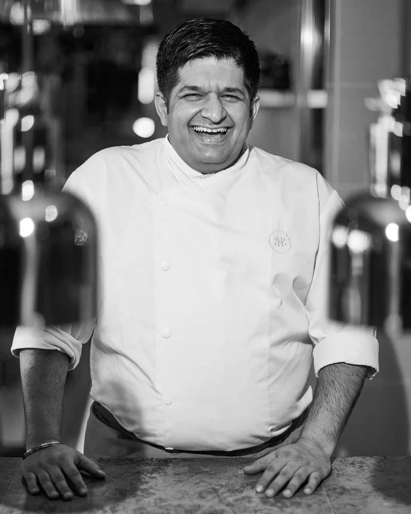 Chef Manav Tuli