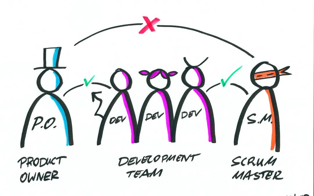 3 vai trò trong scrum