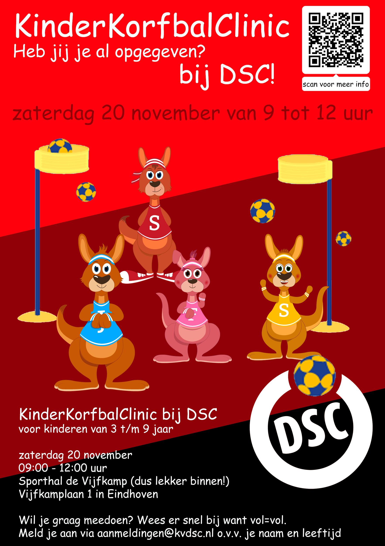 KinderKorfbalClinic
