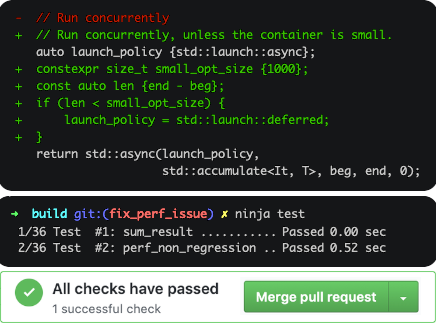 Not just C++: Use git, ninja, CMake to build a robust CI/CD pipeline