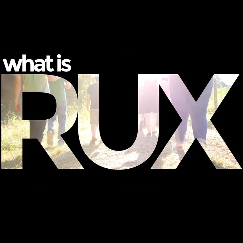 A promo for RUX, Kentucky Rural Urban Exchange