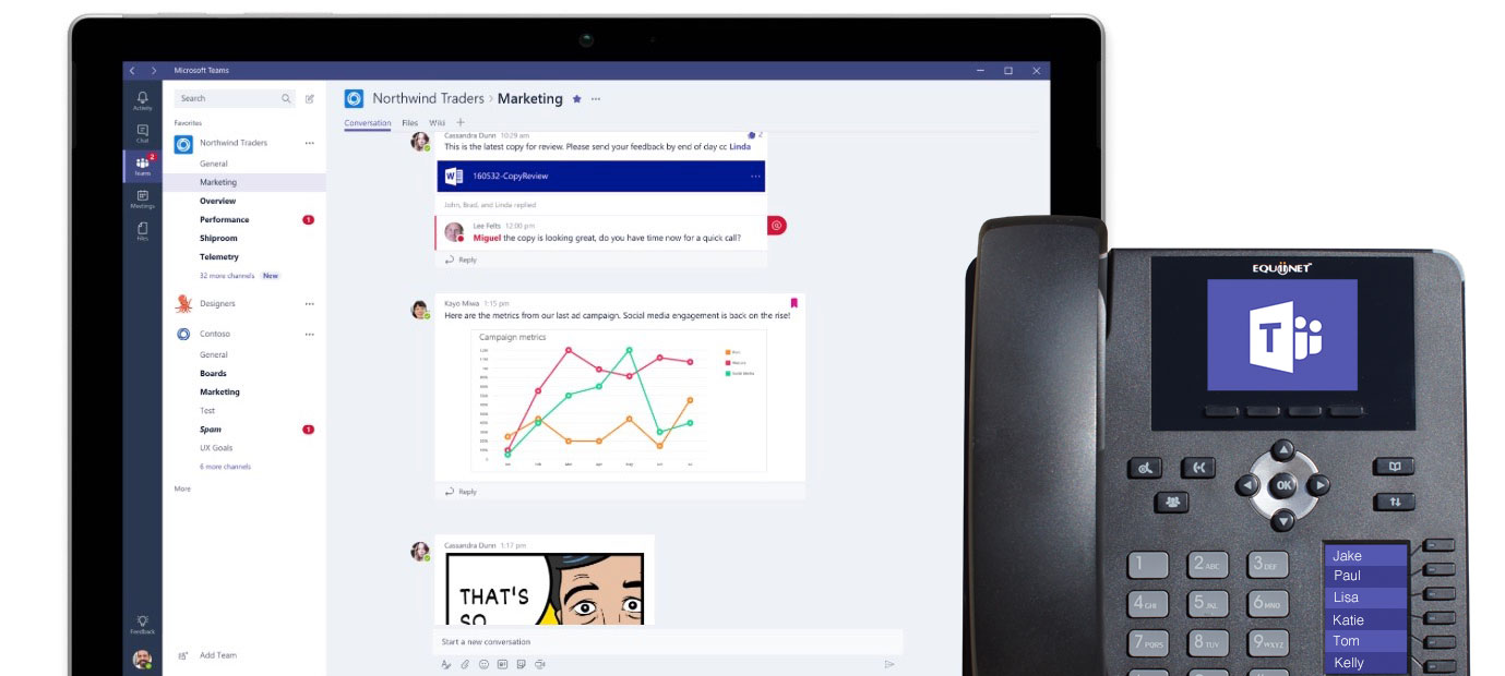 business phone number for microsoft teams