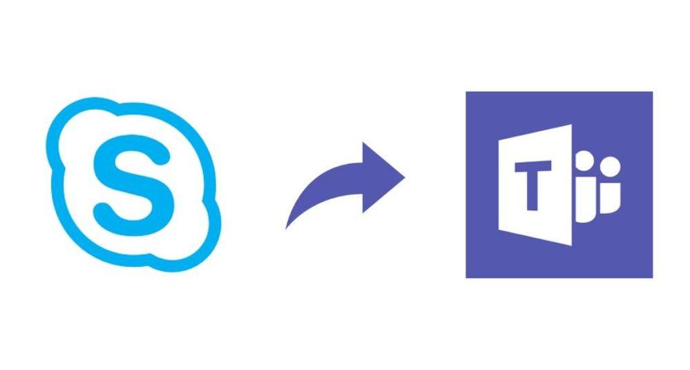 skype to business to teams
