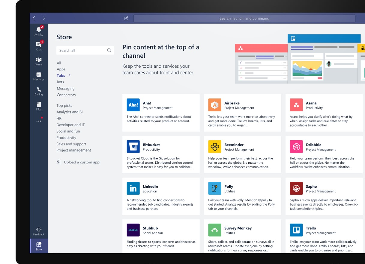 advantages of using microsoft teams