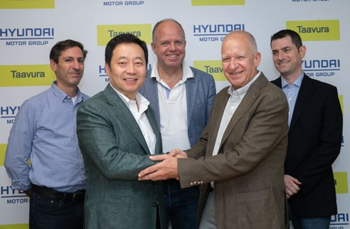 Opening Quantum Hub together with Taavura-Livnat and our 2 Global Partners: Hyundai Motor Group - Korea and VDL Group - Netherlands