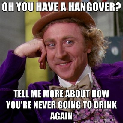 CocoVail Hangover