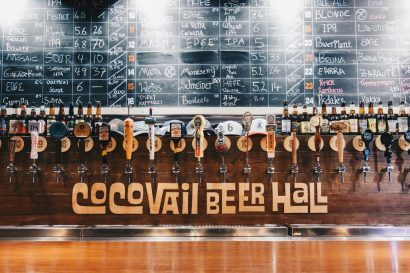 CocoVail Beer Hall Best Craft Beer in Barcelona