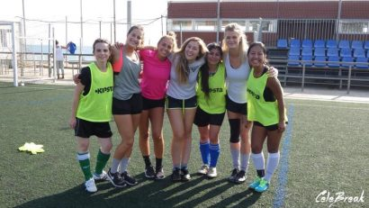 Celebreak Play Soccer in Barcelona
