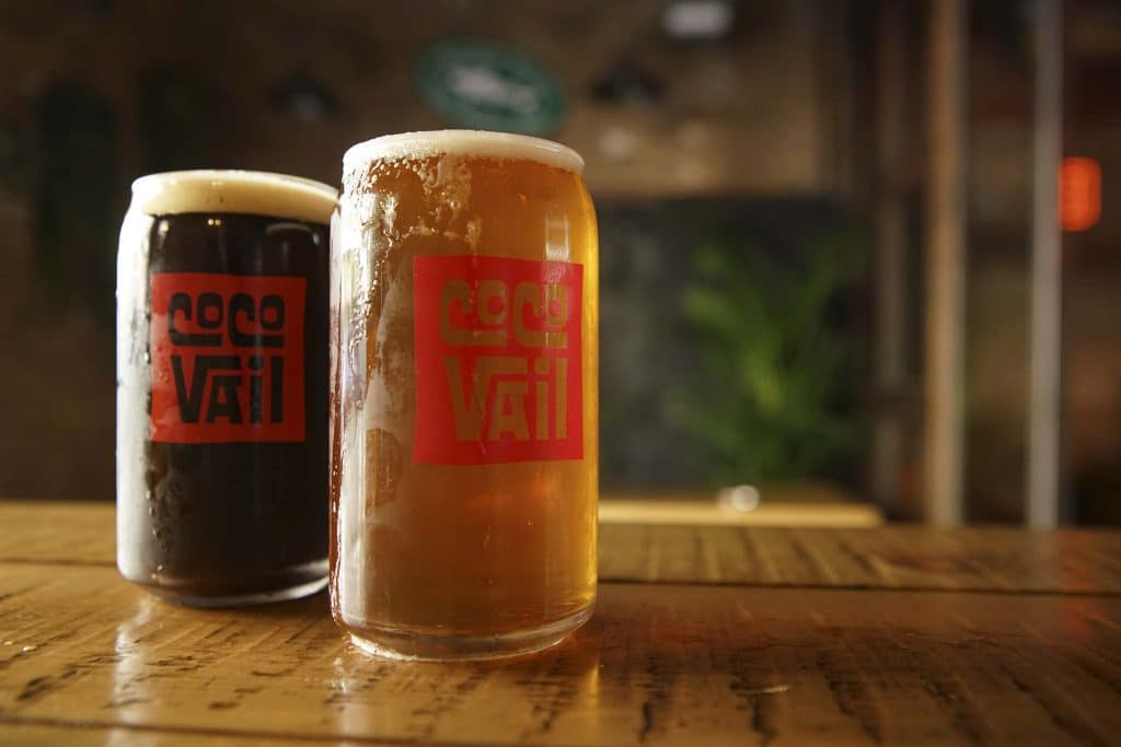 CocoVail Craft Beer Styles