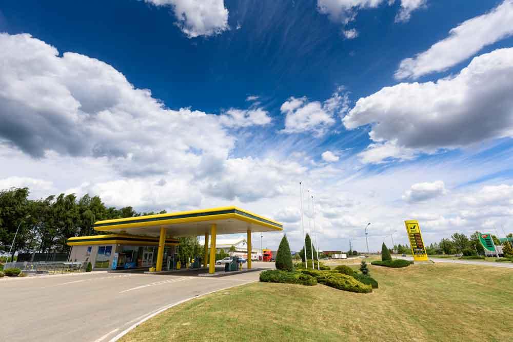 Jelić Promet benzinske stanice