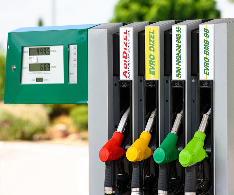 Jelic Promet naftni derivati