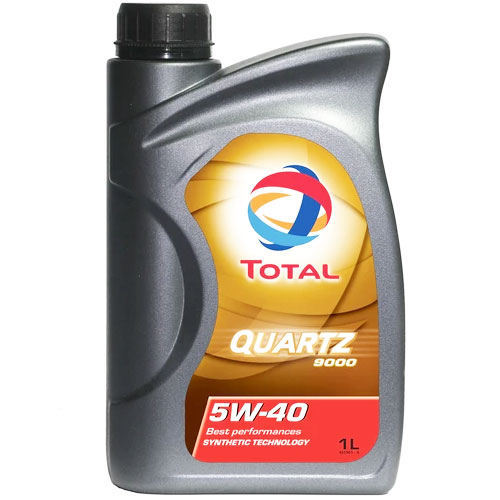 Total quartz 5w-40