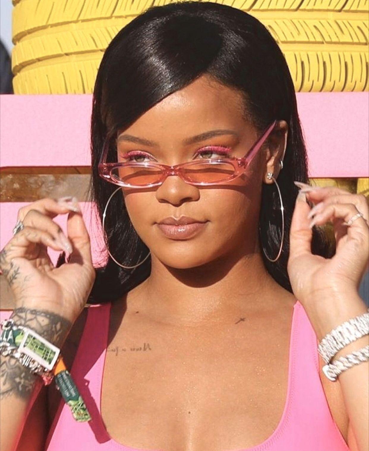 Rihanna being Bad