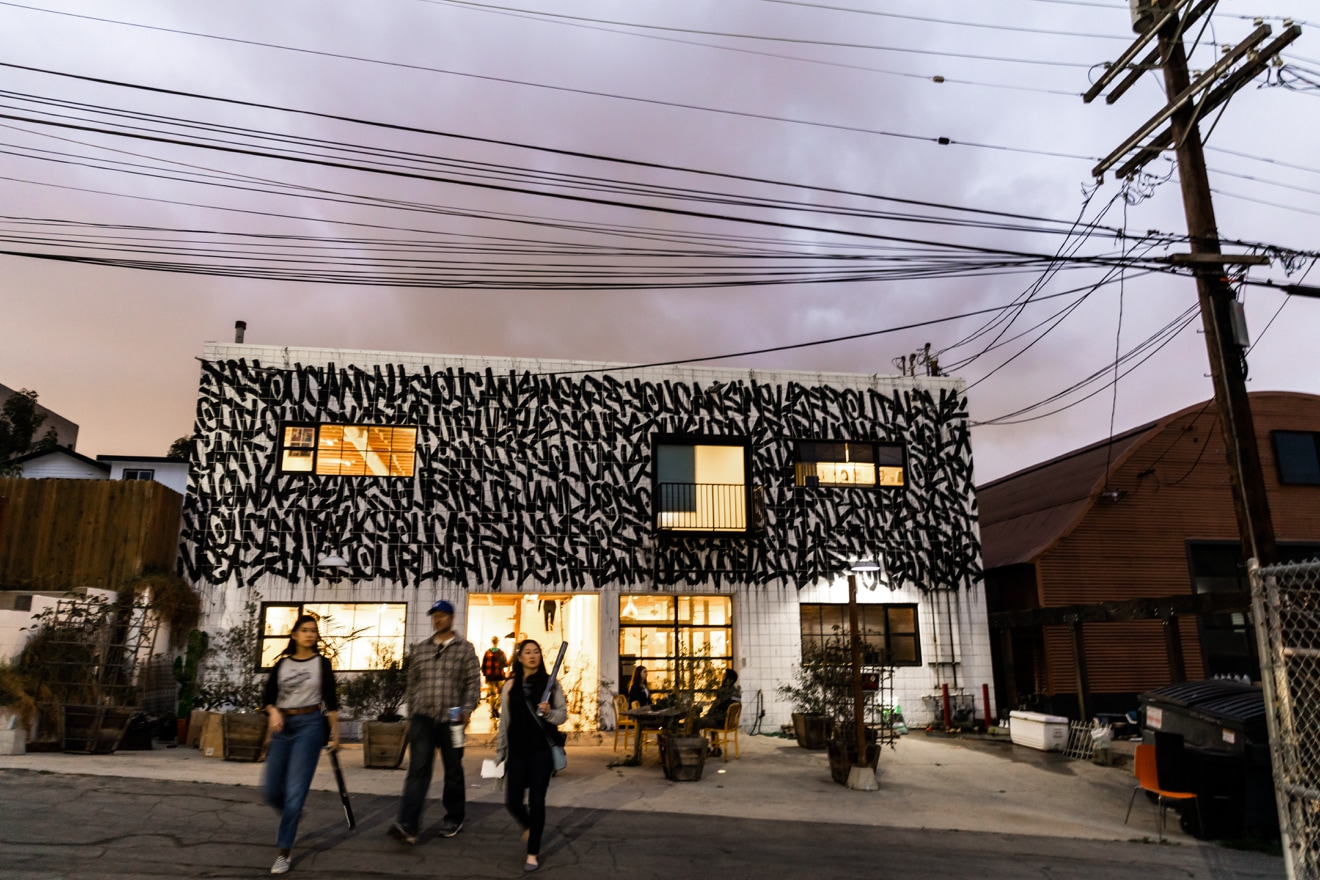 El Segundo Art Walk Front Building