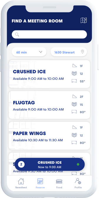 Red Bull Co-pilot iOS app
