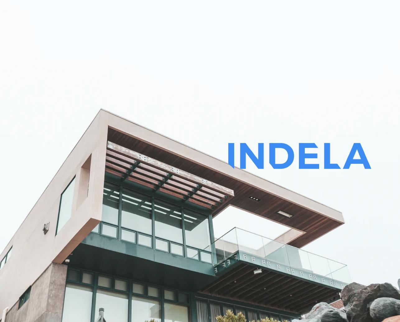 Indela front building