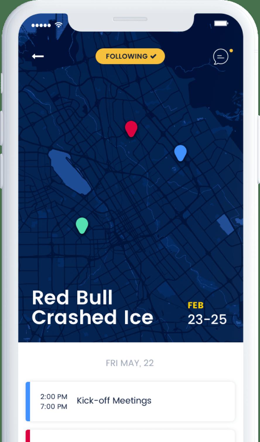Red Bull iOS App