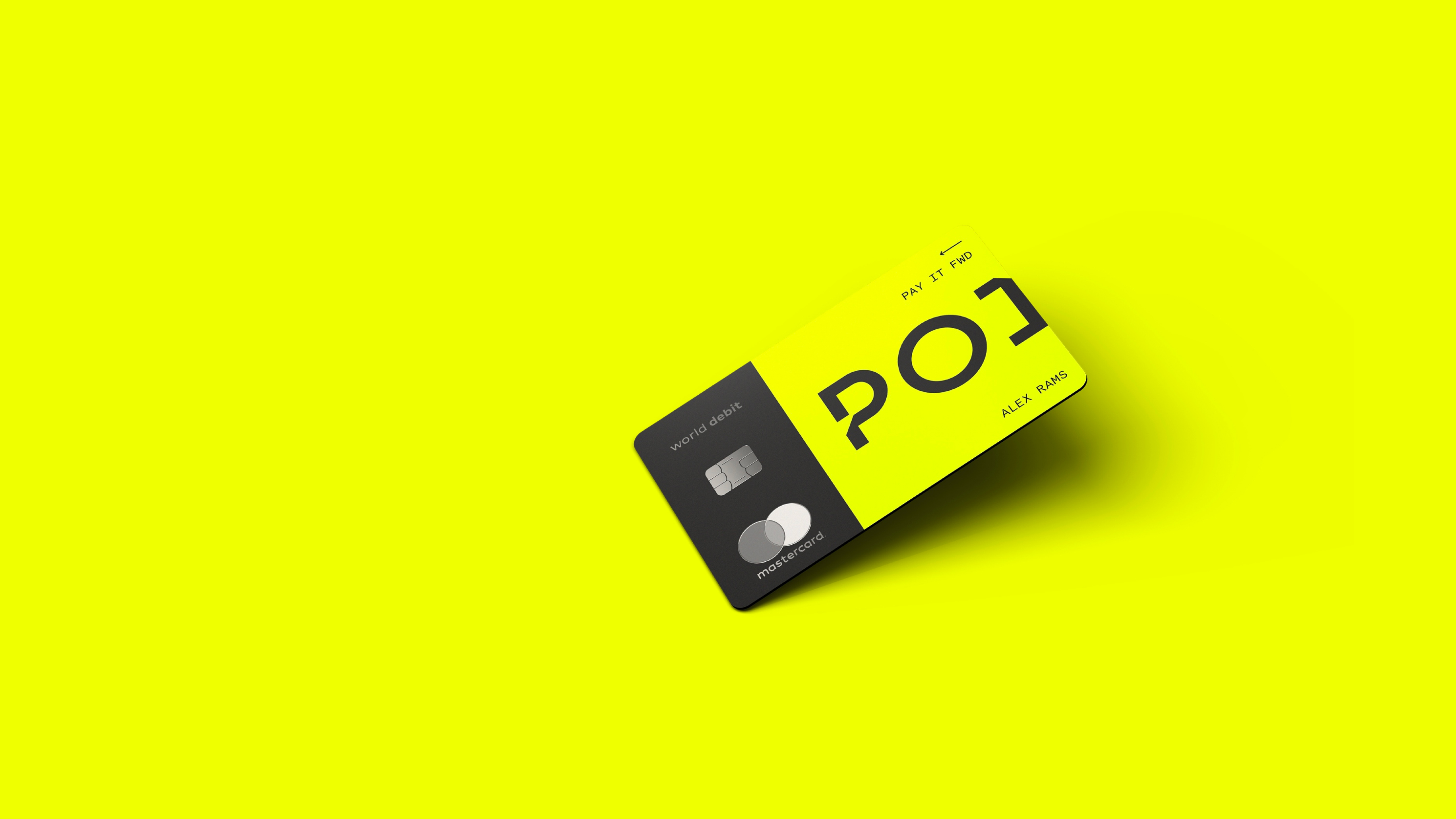 Yellow Point card