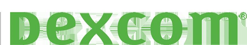 Logo for the company dexcom