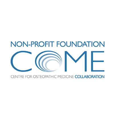 Logo - Centre for Osteopathic Medicine Collaboration - auf Website von Holger Menzel - Osteopathie in Neustadt an der Weinstraße für Babys, Kinder und Erwachsene