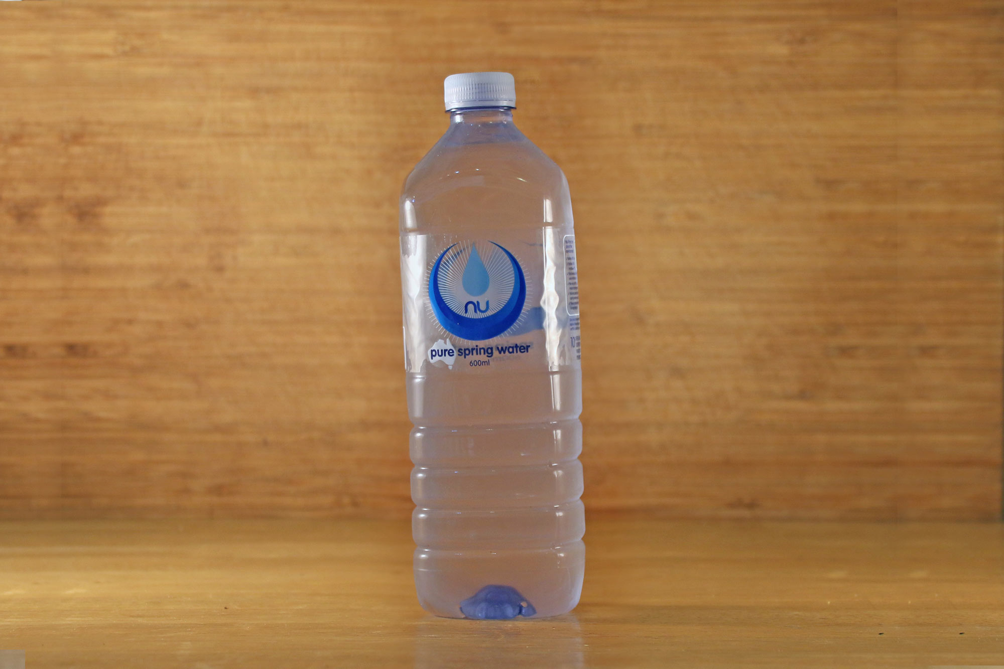nu pure spring water