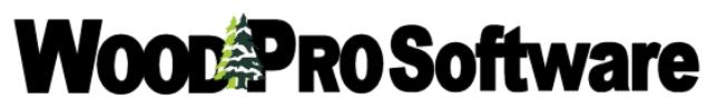 Woodpro Software Logo