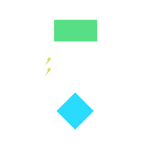 Four boxes connected by arrows to visualize a workflow