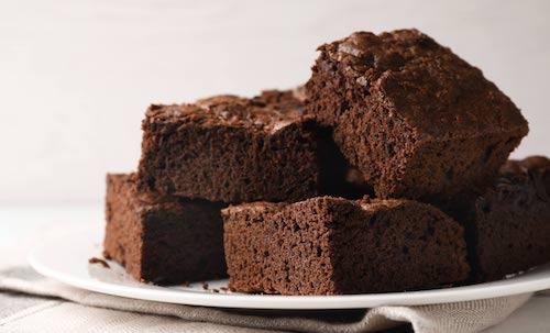 Chocolate Raisin Brownies