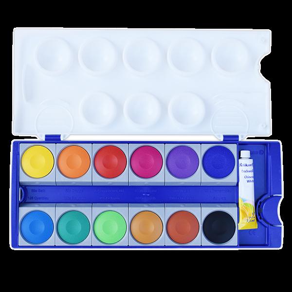 Pelikan Watercolor contents