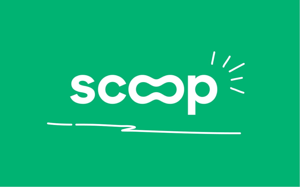 Scoop project cover picture.