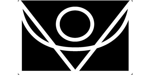 Avulux Migraine Glasses Icon Logo White