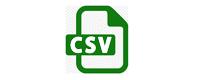 CSV / XLS