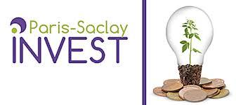 Partner's logo : Paris-Saclay Invest