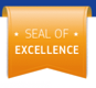 Partner's logo : SEAL of excellence