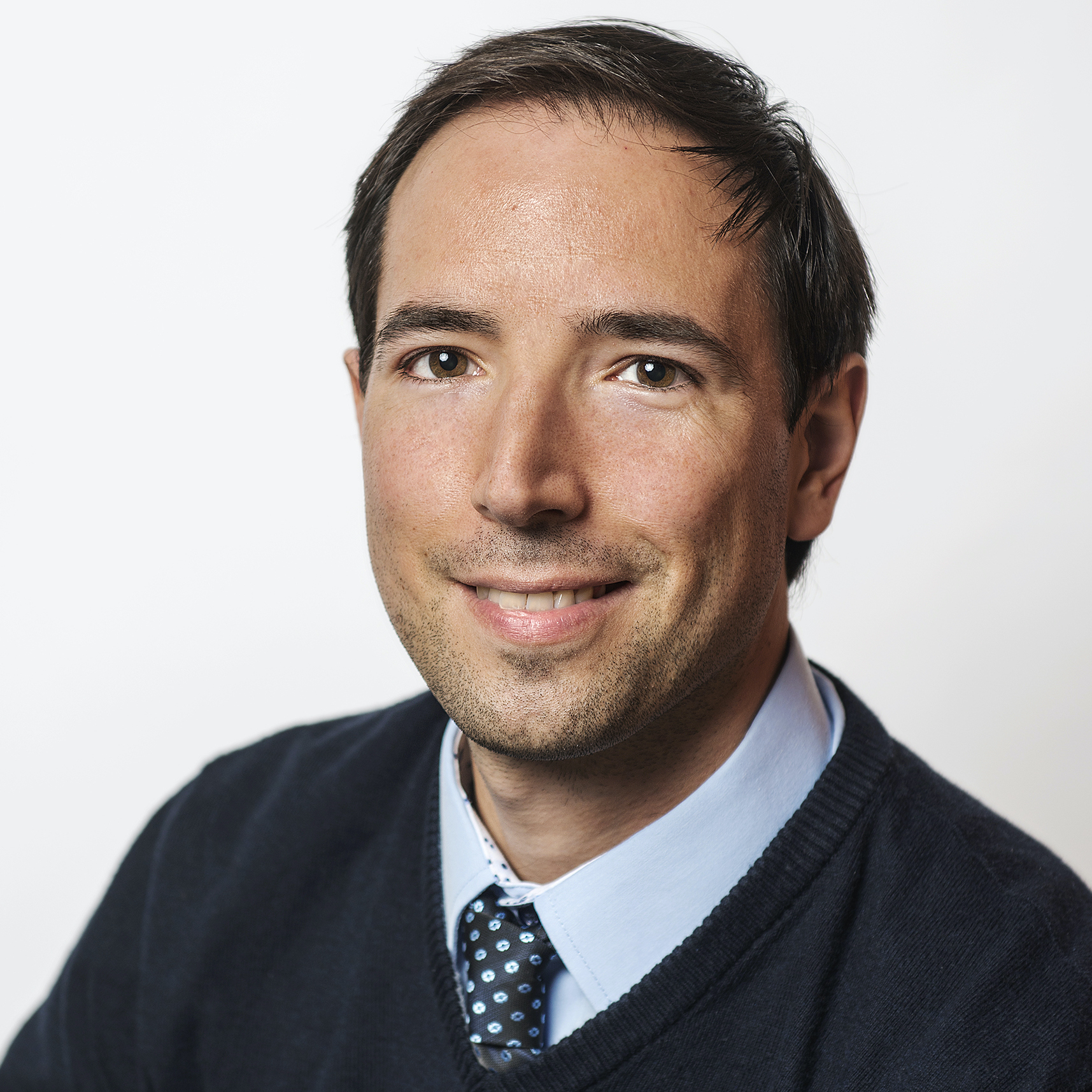 Photo of our Chief Scientific Officer, Julien Maruotti