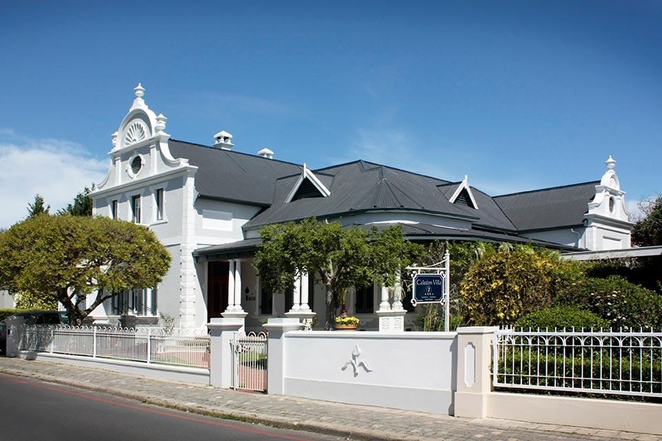 Caledon Villa, Stellenbosch – tuiste van die Krige Bond en Krige Museum