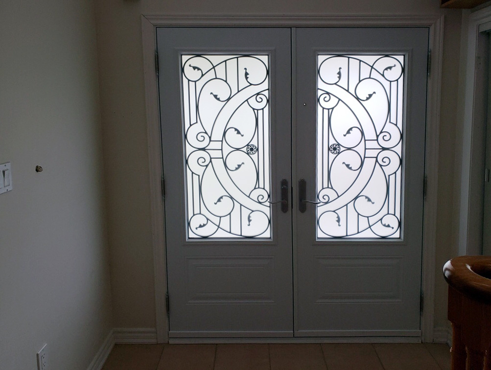 Front Doors With Multi-Lock System in Gwillimbury