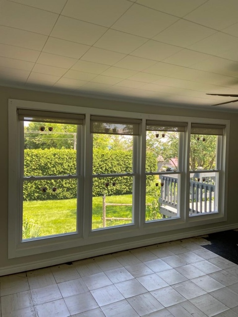 Humongous window replacement in Hawkestone
