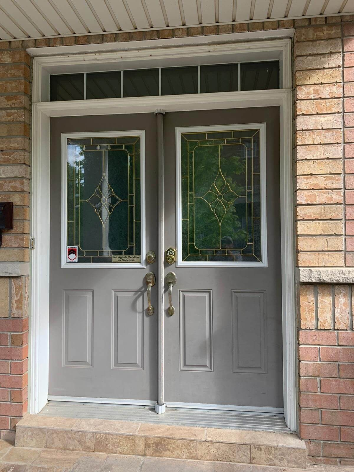 Front Door Replacement in Toronto