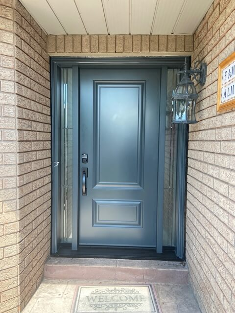 Front Door Replacement in Caledon (GTA)