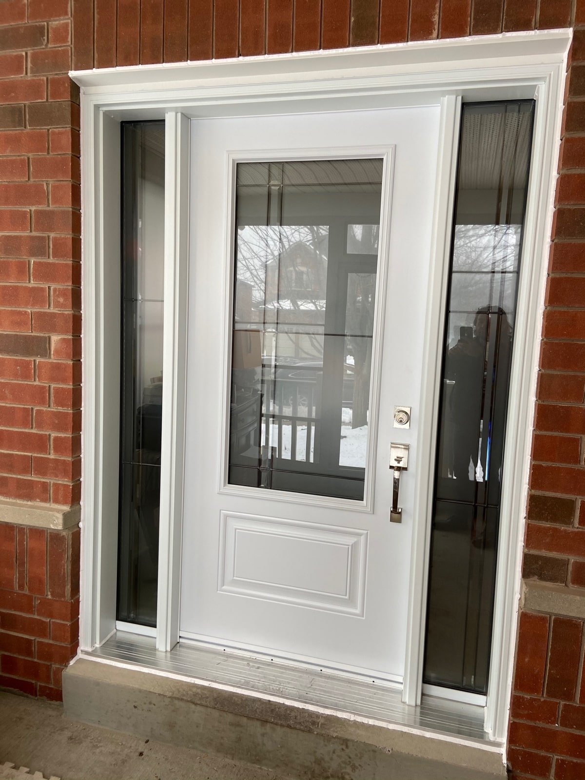 External door replacement in Newmarket