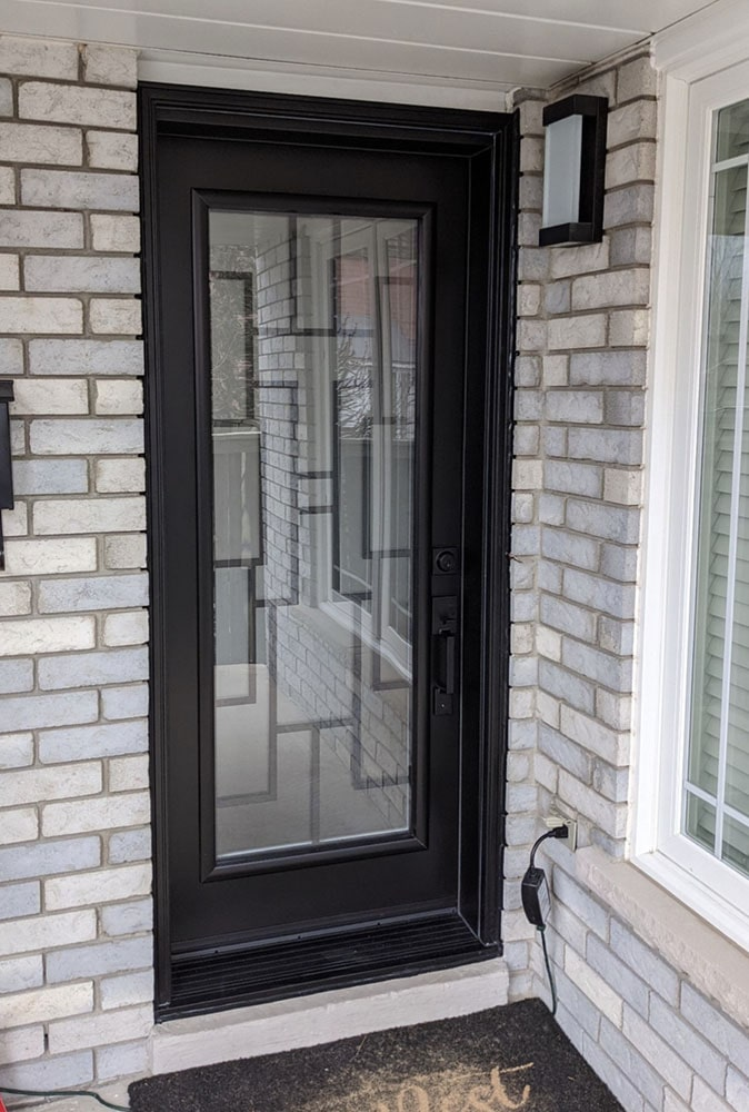 Front Door Replacement in Mississauga