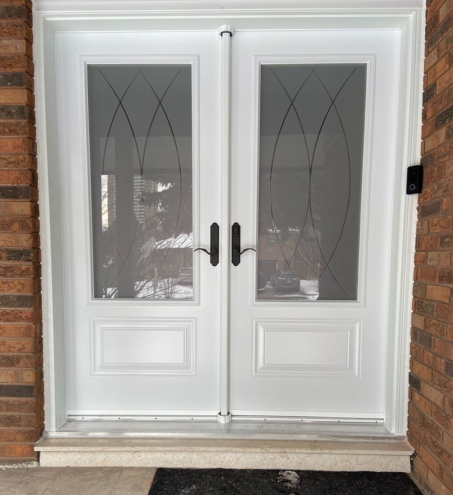 Patio doors replacement in Vaughan