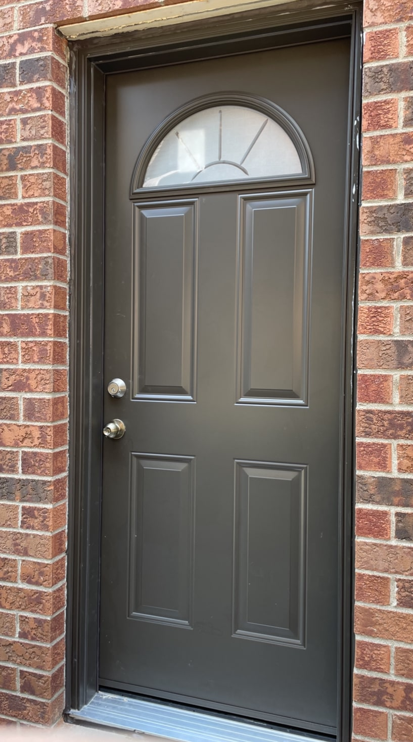 New side door replacement in Richmond Hill