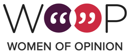 Women of Opinion Logo