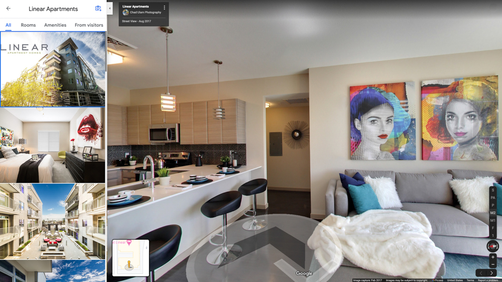 Google Virtual Tour Image