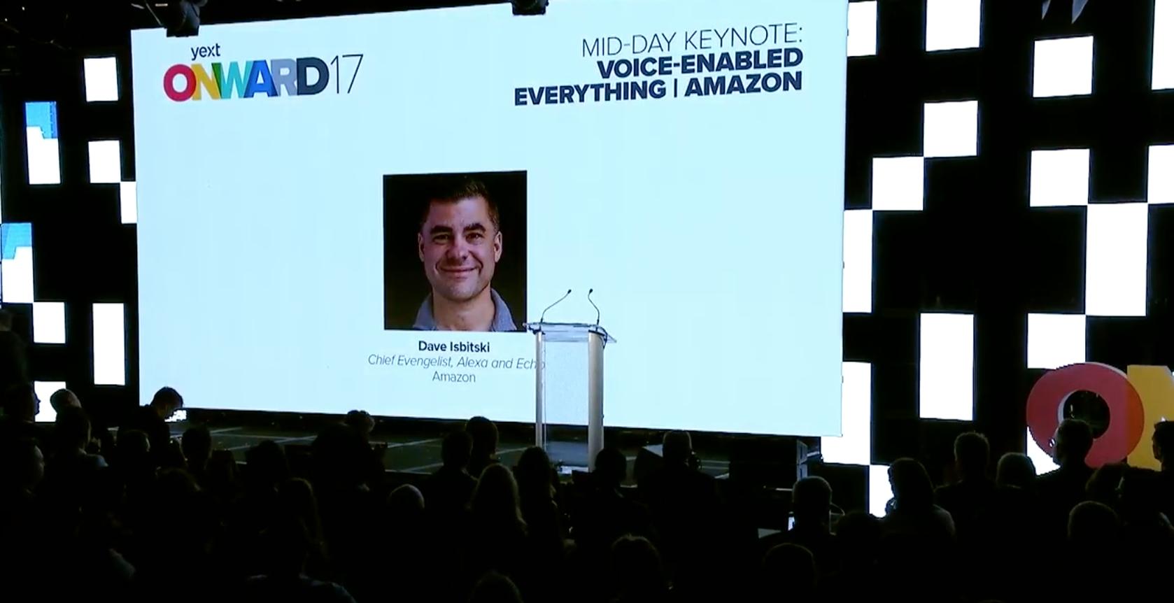 Voice-Enabled Presentation - David Isbitski