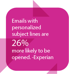 Experian - Personalization Quote